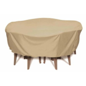 Two Dogs Designs 210cm Round Table Set Cover