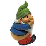 Design Toscano Stinky, the Garden Gnome Statue