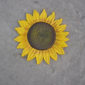Oakland Living Sunflower Stepping Stone (Pack of 6)
