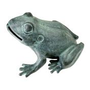 Design Toscano Medium Bull Frog Garden Statue