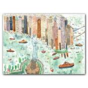 New York Sketchbook Notecards