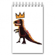Jean-Michel Basquiat Jelly Flipnotes