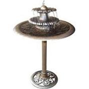 Alpine Corporation-Three Tier Fountain- Bronze TEC106-BZ