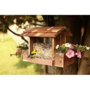 Woodlore Cedar Bird Feeder / Planter