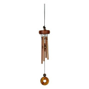 Woodstock Precious Stones Wind Chime - Tiger's Eye