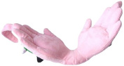 Mother's Hand Headrest Head Support for Kids, Pink