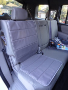 Durafit Seat Covers. Waterproof Seat Pad for Child Seats or Wet People