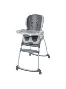 Ingenuity Smartclean Trio 3-in-1 High Chair Slate