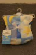 Little Beginnings Fleece Scuplted Blanket 'For Little Loved Ones'