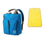 YuHan Baby Nappy Bag Travel Backpack Shoulder Bag Fit Stroller Changing Pad