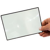 Premium 3x Page Magnifier Fresnel Lens For Reading