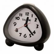 LS & S Talking Analogue Faced Alarm Clock