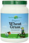 Amazing Grass Organic Wheat Grass 100 Serving, 830ml Container