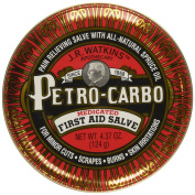 J.R. Watkins Apothecary Petro-carbo medicated first aid salve 130ml