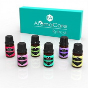 Aromatherapy Essential Oil Blends Gift Set 6x10ml