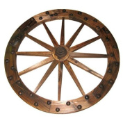 United General Supply CO., INC Deluxe Wooden Waggon Wheel