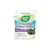 Garden Safe Crawling Insect Killer containing Diatomaceous Earth, 1.8kg, HG-93186 Multi-Coloured