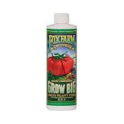 HYDROFARM Grow Big Liquid Plant Food Concentrate, 1-Pt.