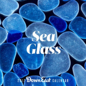 2017 Sea Glass Down East Wall Calendar [SWE]