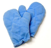 Buckwheat Therapy Mitts-Blue