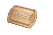 J.K. Adams 50cm -by-36cm Maple Wood Traditional Carving Board with Juice Groove