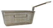 Grindmaster-Cecilware V095A Countertop Fryer Baskets with Left Hook Placement Metal Handles, 13kg