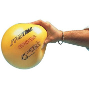 Sportime Super-Safe Foam Playground Ball, 22cm , Yellow