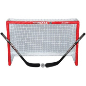 Franklin Sports NHL Elite Mini Hockey Goal Set