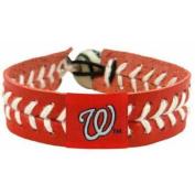 MLB Washington Nationals Team Colour Gamewear Bracelet