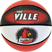 Game Master NCAA 18cm Mini Basketball, Louisville Cardinals