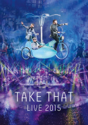 Take That: Live 2015 [Region 2]