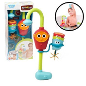 Baby Bath Toy - Flow N' Fill Spout - Three Stackable Cups And Automated Spout by Yookidoo