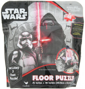 Star Wars Episode 7 The Force Awakens Puzzle - . x 0.9m Floor Puzzle in Storage Bag