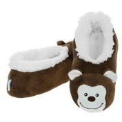 Baby Snoozies - Animal Booties Cosy Foot Coverings. Monkey, Sheep, Rabbit, Owl, Penguin or Dog