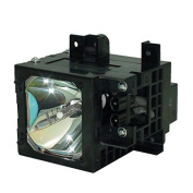AuraBeam Sony KDF-50WE655 TV Replacement Lamp with Housing