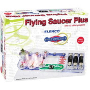 Snap Circuits Flying Saucer Plus Electronics Discovery Kit