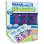 Junior Learning Touchtronic Numbers, Award Winning Interactive Learning Toy for iPad