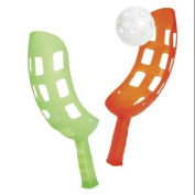 Toysmith Scoop and Toss Game Multi-Coloured