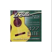 LaBella 427 Elite Classical Guitar Strings Multi-Coloured