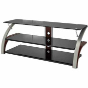 Spade Black TV Stand for TVs up to 170cm