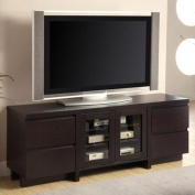 Coaster Bold Transitional TV Console for TVs up to 150cm