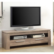 Coaster Contemporary Floating Top TV Console for TVs up to 120cm