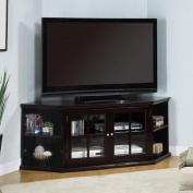Espresso Finish TV Console for TVs up to 180cm