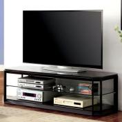 Furniture of America Gallen Contemporary 150cm . TV Console