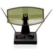 QFX HD/DTV/UHF/VHF/FM 90 Degree Rotating Antenna