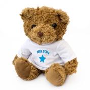 NEW - NELSON - Teddy Bear - Cute And Cuddly - Gift Present Birthday Xmas
