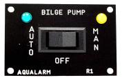 Bilge Pump 3 Way Switch