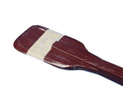 Handcrafted Nautical Decor Wooden Pembrooke Squared Rowing Oar with Hooks, 60cm