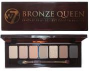 W7 BRONZE QUEEN 7 Eyeshadow Palette - Naural Shades