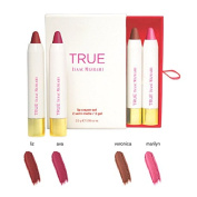 True Isaac Mizrahi Lip Crayon Set